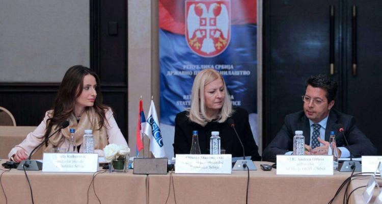 Први регионални састанак Првобранилаштва из региона